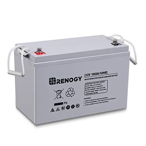 5 Best Batteries For Solar Panel 5