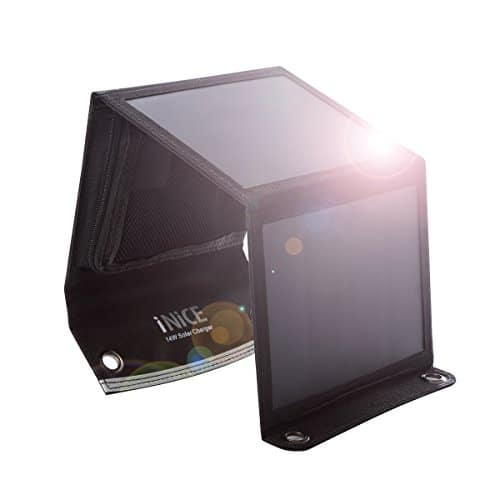 Best Foldable Solar Chargers For Camping 4