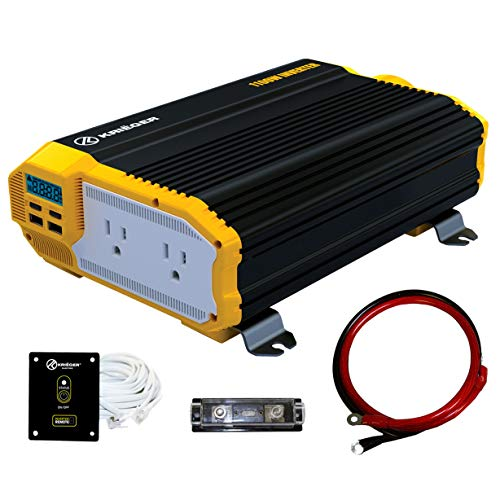 Best Off-Grid Solar Inverters Review 2021 4