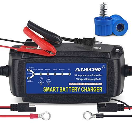 10 Best Chargers for Deep Cycle Battery 2021 12