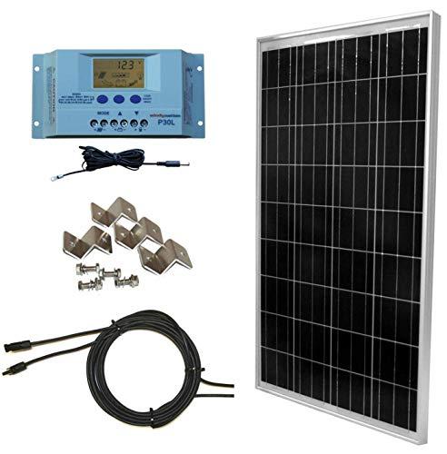 Best Portable Solar Panel For RV 2021 1