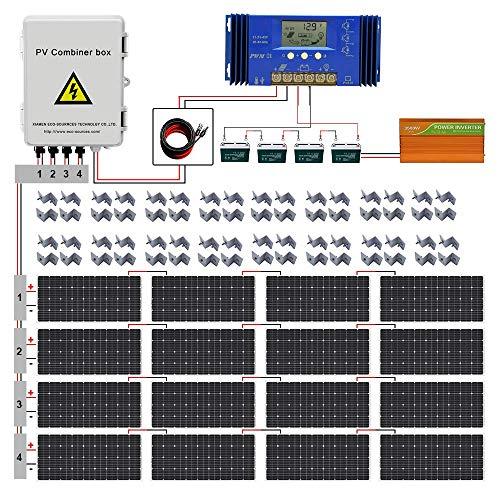 Complete DIY Solar Panel Kit Buyer's Guide 2021 1