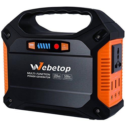 Best Portable Solar Generators 2021 1