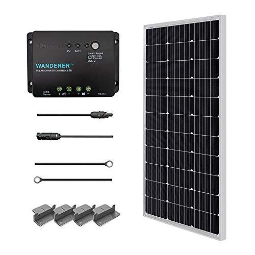 Best Portable Solar Panel For RV 2021 2