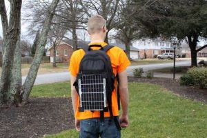 How to Make a Solar Backpack