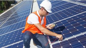 how much Energy does solar panel produce a day
