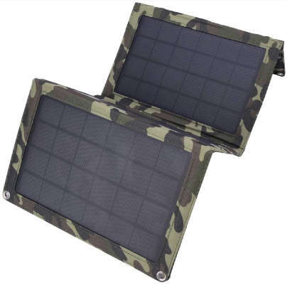 Best Foldable Solar Chargers For Camping 2