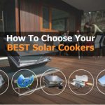 portable solar cookers