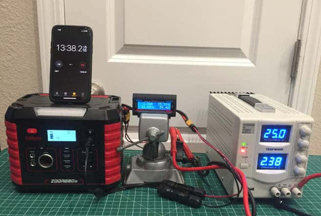 ZOOMBROS 330W Power Station Review 1